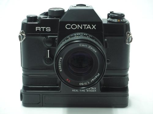 CONTAX コンタックス RTS 50mm 1.7