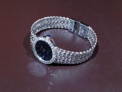 WALTHAM ウォルサム マキシム 腕時計 SV925 シルバー ダイヤベゼル 高価買取 出張買取
