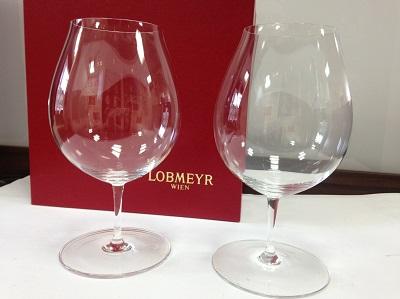 ロブマイヤー(LOBMEYR) バレリーナ ワイングラス ペア