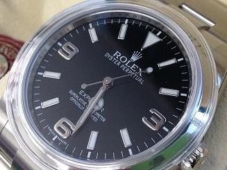 ROLEX ロレックス エクスプローラー1 214270 高価買取 ランダム 京都 七条