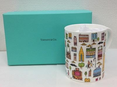 ティファニー(Tiffany&Co.) 5thアベニュー マグカップ