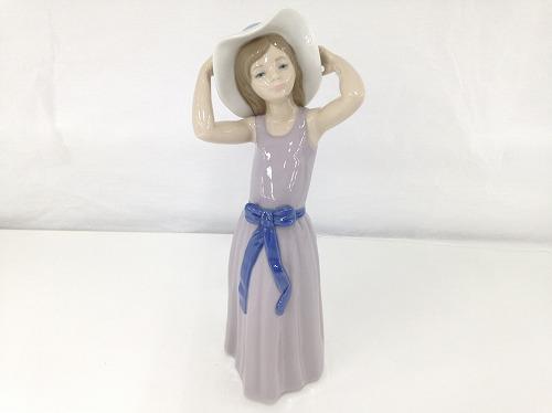 LLADRO リアドロ 人形 女性