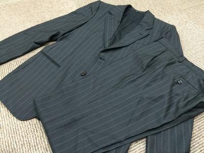 エンポリオアルマーニ(EMPORIO ARMANI) メンズスーツ グレー #48 中古品 高価買取