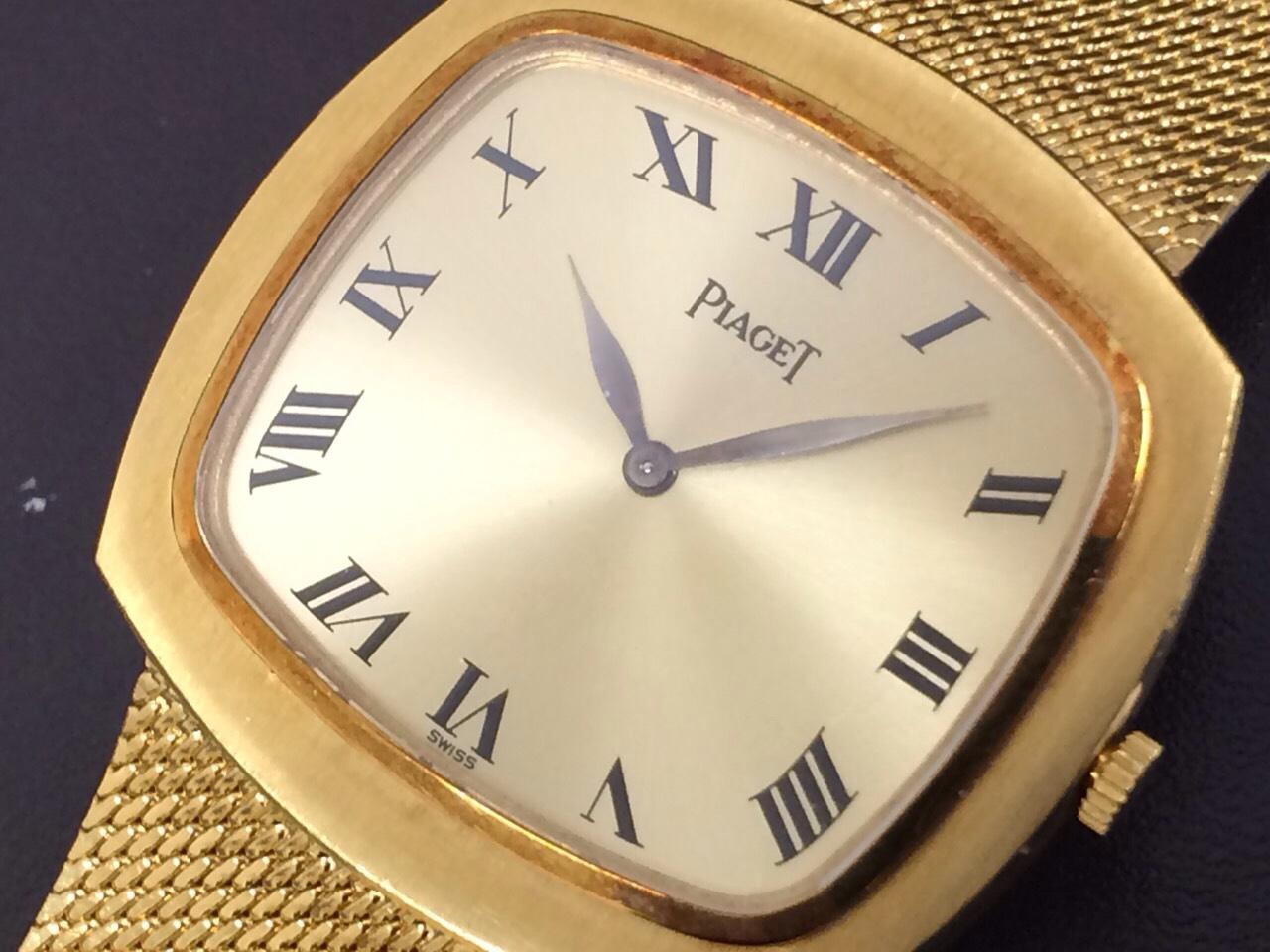 ピアジェ Piaget 750 YG 腕時計
