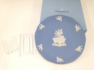 WEDGWOOD ウェッジウッド クリスマスプレート 2003 宅配買取 ブランド食器