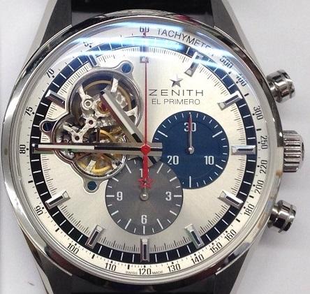 ZENITH ゼニス クロノマスター 1969 03.2040 SS エルプリメロ 時計 買取 福岡 天神