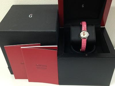 GERALD GENTA ジェラルドジェンタ レトロファンタジー ミニーマウス 腕時計 レディース 高価買取 福岡天神店