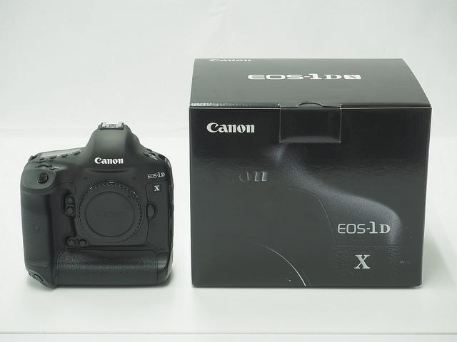 Canon キヤノン EOS 1Dx デジタル一眼レフ カメラ 京都 買取