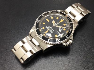 ROLEX ロレックス サブマリーナ デイト Ref.1680 アンティーク 腕時計 不動 故障 高価買取 七条店