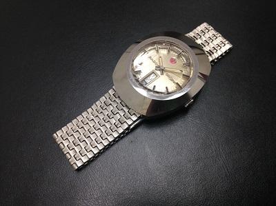 RADO ラドー ダイヤスター SS 腕時計 高価買取 七条店