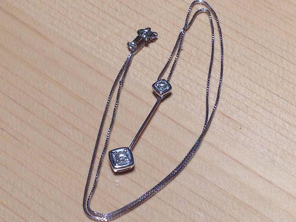ネックレス ダイヤモンド(DIAMOND) Pt プラチナ ペンダント
