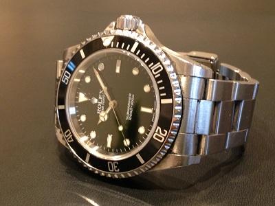 ROLEX ロレックス サブマリーナ Ref.14060 腕時計 高価買取 西京極 西院 七条店