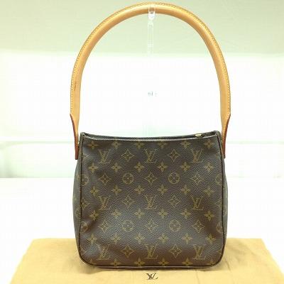 ルイヴィトン(Louis Vuitton) ルーピングMM M51146 モノグラム 中古品 渋谷 買取