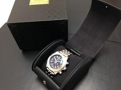 BREITLING ブライトリング クロノマット01 リミテッドエディション Ref.AB0111 腕時計 高価買取 七条店 西京極 西院