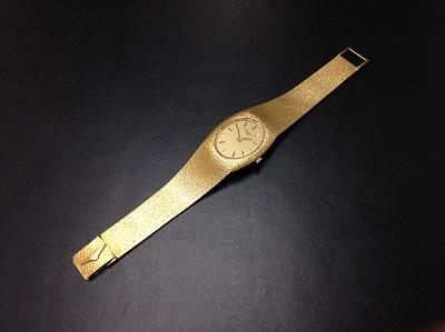 LONGINES ロンジン メンズウォッチ アンティーク 750YG イエローゴールド 腕時計 高価買取 七条店 西院