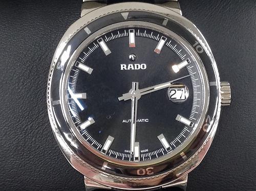 ラドー(RADO) Dスターダイバー Ref.R1595152 SS 腕時計 宅配買取