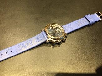 Chopard ショパール ハッピースポーツ クロノ 27/8323 ステンレススチール ラバー 時計買取 質屋 福岡 天神 博多