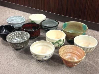 茶碗 信楽焼 清水焼 11点 骨董品買取もマルカ(MARUKA)へ!!