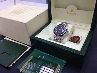ROLEX ロレックス サブマリーナデイト Ref.16610 ダイバーズウォッチ 腕時計 高価買取 七条店 西院