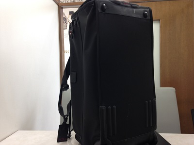 TUMI トゥミ キャリーケース ナイロンキャンバス 黒 美品 高価買取 七条店 西院