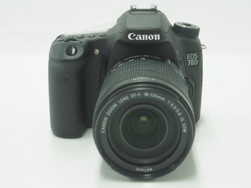 CANON キヤノン EOS 70D レンズキット(EF-S18-135mm F3.5-5.6 IS STM) デジタルカメラ 京都 買取