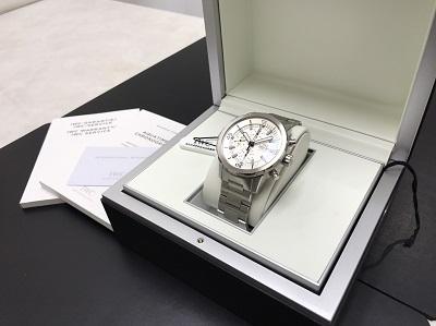 IWC インターナショナルウォッチカンパニー アクアタイマー クロノグラフ IW376802 腕時計 高価買取 七条店 西院