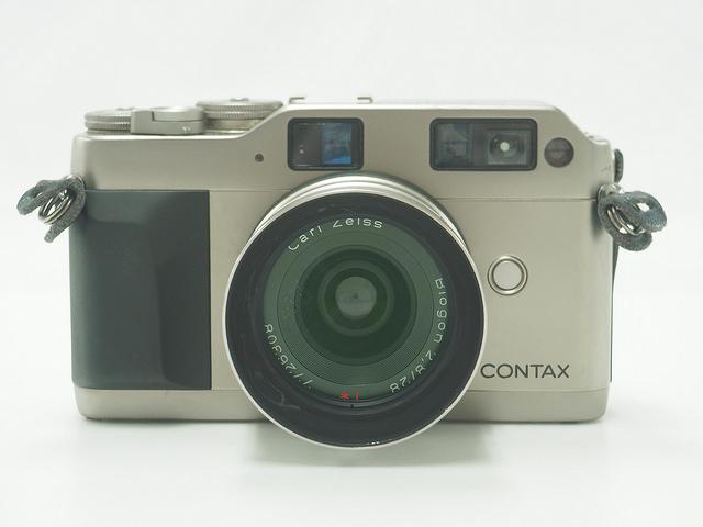 CONTAX(コンタックス)/G1/Carl Zeiss(カールツァイス)/Biogon(ビオゴン)T* 28mm 2.8 中古カメラ 京都 買取いたしました!