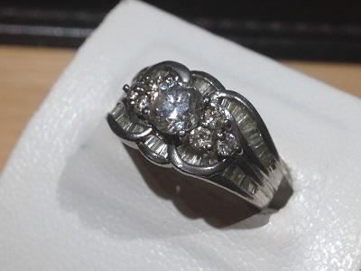 指輪 ダイヤモンド(DIAMOND) リング プラチナ