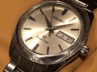 SEIKO グランドセイコー SBGT035 SS クォーツ GS 買取 時計 福岡 天神 博多 質屋
