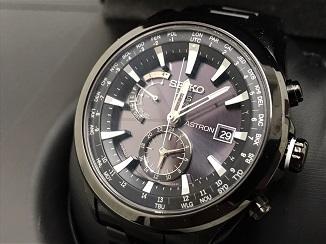 SEIKO セイコー アストロン GPS セラミック チタン 時計買取 福岡 天神 質屋 博多