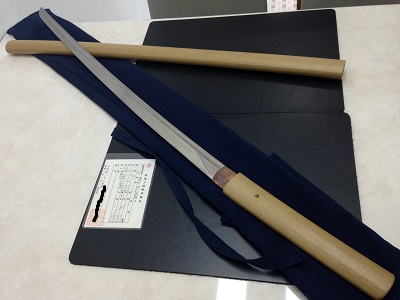 日本刀 刃渡り 73.cm 高価買取り 骨董品 渋谷 マルカ 出張買取