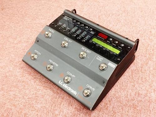 t.c. electronic ティーシーエレクトロニック NOVA SYSTEM