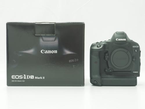 CANON キヤノン EOS-1D X Mark II 新品 デジタル一眼レフカメラ 宅配買取 京都