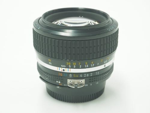 Nikon ニコン AI Nikkor ニッコール 50mm f/1.2S 中古レンズ 京都 四条 買取