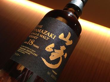 お酒高価買取 ジャパニーズウイスキー 山崎18年 出張買取 東京 埼玉 神奈川 千葉