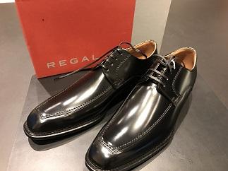 REGAL リーガル ビジネスシューズ メンズ 靴買取