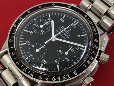 オメガ(OMEGA)スピードマスターRef.3510.50 ステンレスモデル