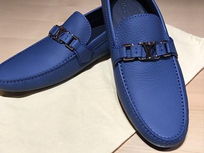 ルイヴィトン(LOUIS VUITTON) ドライビングシューズ 靴 アパレル 京都 四条 烏丸 河原町 買取