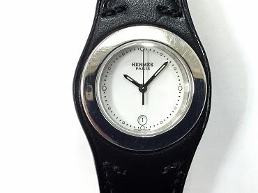 HERMES エルメス アーネ レディースウォッチ 時計 買取