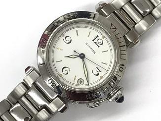 Cartier カルティエ パシャ 時計買取 質屋 福岡 天神 薬院 赤坂 博多