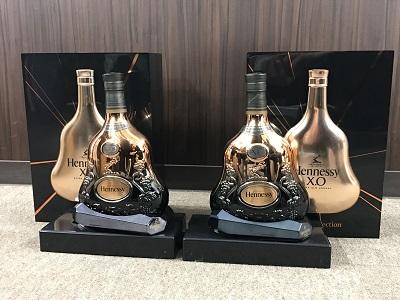 ヘネシー(Hennessy) ヘネシー XO エクスクルーシブ コレクション お酒買取 お酒出張買取