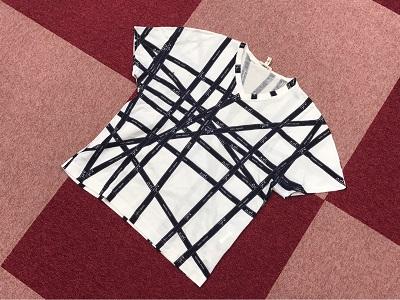 エルメス(HERMES) Tシャツ レディース コットン シミ有 七条 京都 大阪 買取