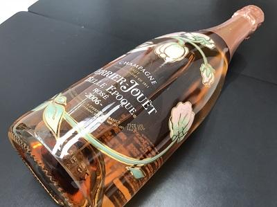PERRIE JOUET ペリエジュエ シャンパン お酒 高価買取 七条店 西院