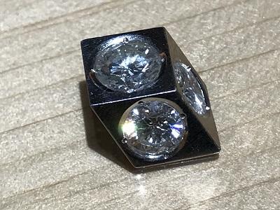 ダイヤモンド(DIAMOND)ペンダントトップ プラチナ PT 京都 四条 烏丸 河原町 買取