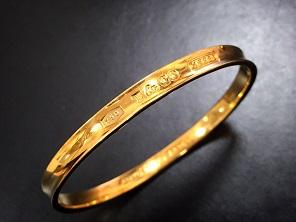 Tiffany&Co ティファニー 1837 バングル 750 ゴールド ジュエリー 買取 福岡 天神 博多 薬院 赤坂