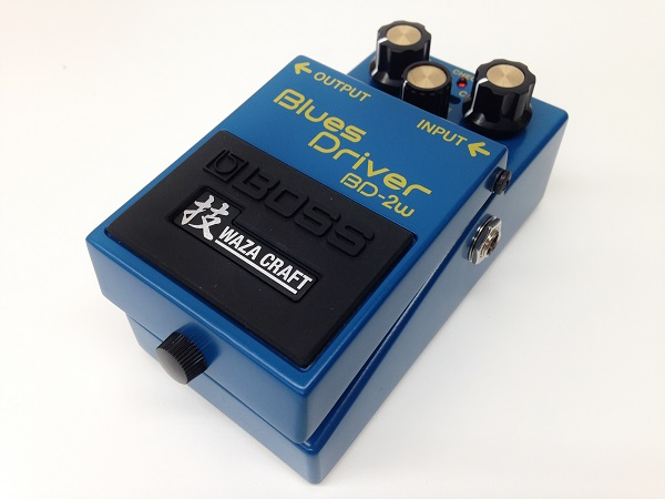 BOSS ボス BD-2W Blues Driver