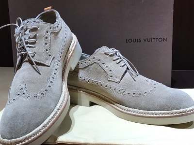 ルイヴィトン(LOUIS VUITTON) 靴 スニーカー メンズ アパレル 京都 四条 烏丸 河原町 買取