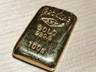インゴット 貴金属 金 純金 地金 GOLD K24 24金 延べ棒 買取 売却無料 手数料京都 四条 烏丸 河原町