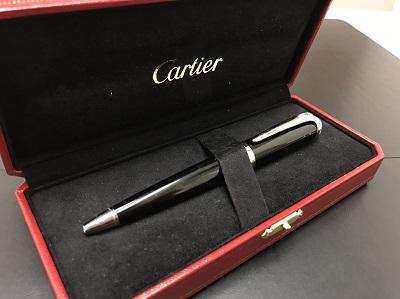 CARTIER カルティエ ディアボロ ボールペン 美品 高価買取 出張買取