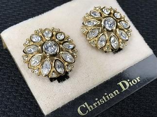 Christian Dior クリスチャン・ディオール イヤリング ブランド買取 宅配買取